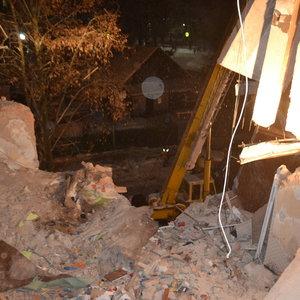 Взрыв дома в Фастове: поисково-спасательные работы закончили