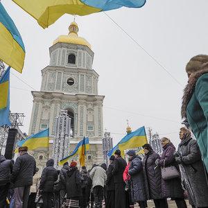 Опрос: большинство украинцев общественно пассивны