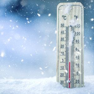 Мороз и гололедица: погода в Украине на выходные - карта