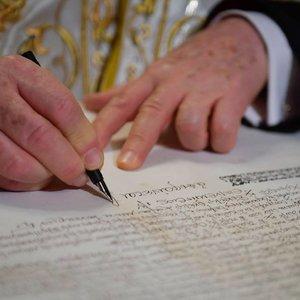 Томос об автокефалии украинской церкви: опубликован перевод