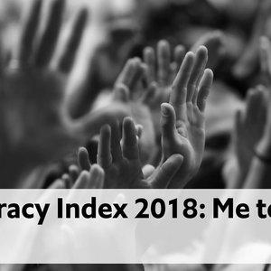 Рейтинг демократий от Economist: В Украине - гибридный режим