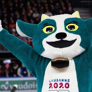 Без козла не обошлось: презентован талисман юношеской Олимпиады