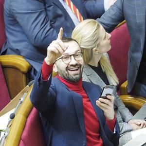 """У Луценко ответили Лещенко: """"Бєгі, Сірожа, бєгі!"""""""