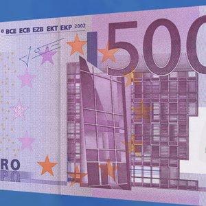 Банкноты номиналом €500 выводят из обращения