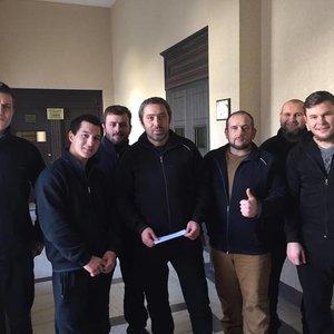 """""""Збройні провокації"""": українців в Тбілісі випустили з СІЗО"""
