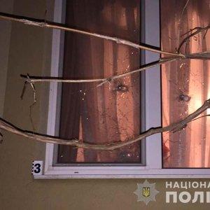 Будинок судді обстріляли з автомата й кинули гранату: фото