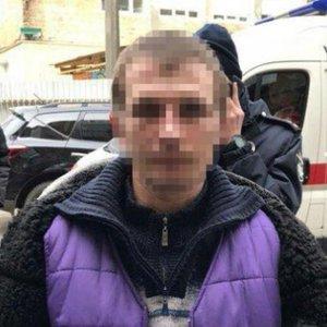 У Києві вбивця прикидався мертвим, щоб втекти від поліції