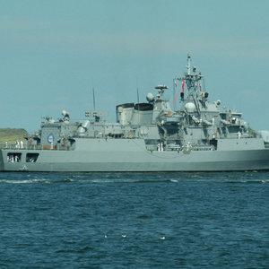 В Одеський порт зайшли два турецьких військових корабля