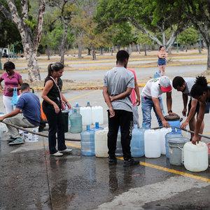 В Венесуэле начались проблемы с питьевой водой