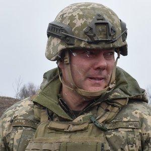 Наев: На освобождение Донбасса уйдет менее суток