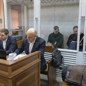 Луценко, Кличко и Парубия допросят в суде по делу экс-беркутовцев