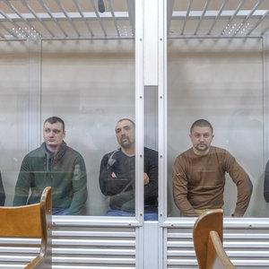 Расстрел Майдана. Суд рассмотрел апелляции экс-беркутовцев