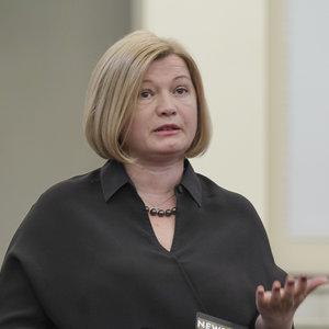 Геращенко: У комитета по свободе слова забрали деятельность СМИ