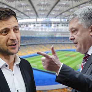 Половина украинцев считает, что Зеленский выиграл дебаты - КМИС