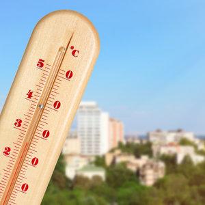 У Києві за вихідні зафіксували відразу три температурних рекорди