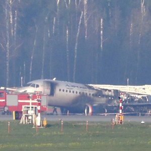 В катастрофе самолета в Шереметьево пострадала украинка - МИД