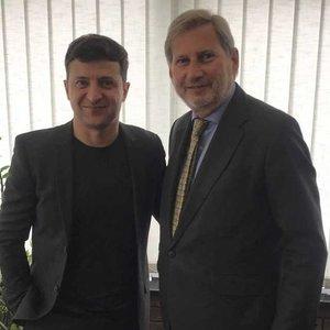 Хан обіцяє Зеленському підтримку ЄС: що обговорювали на зустрічі