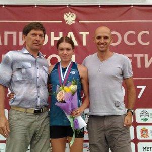 В России наказали легкоатлетку, которая выдавала себя за украинку