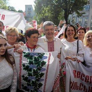 День вышиванки-2019. Как отмечают праздник украинцы всего мира