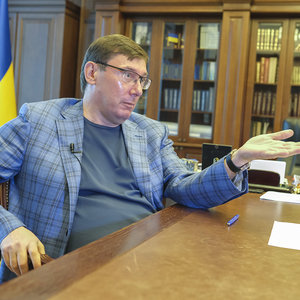 Луценко: Зеленский не может инициировать мое увольнение