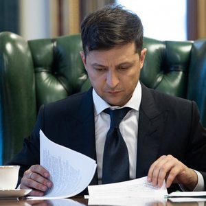 Зеленский внес в Раду законопроект о незаконном обогащении: текст