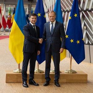Зеленський: Україна в ЄС - це смерть імперського проекту РФ