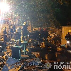 Взрыв в центре Киева: полиция сообщила подробности - фото
