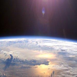 Ученые показали, как инопланетяне могли бы видеть Землю: фото