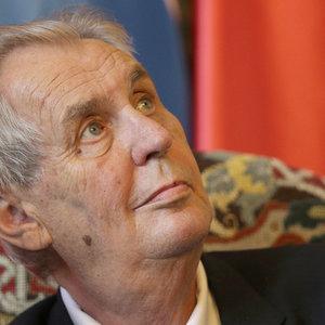 """Земан згадав про Крим: каже, """"треба змиритися"""" з окупацією"""