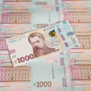 НБУ опроверг использование пиратского шрифта на купюре в 1000 грн