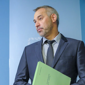 Рябошапка дал должность экс-судье, который не прошел квалификацию