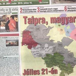 В СБУ открыли дело против союза венгров Закарпатья: сепаратизм