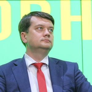 Разумков озвучил позицию по статусу русского языка в Украине