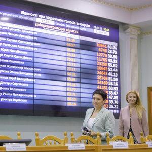 """ЦИК назвала победителя на """"проблемном"""" 210-ом округе"""