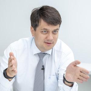 Разумков рассказал, на кого переписал свой бизнес