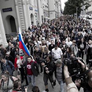 В Москве прошла волна репрессий против оппозиции