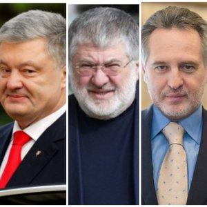 Слуги (не) народа. Сколько людей завели в Раду украинские олигархи