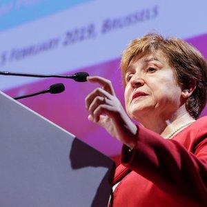 Евросоюз выдвинул своего кандидата на пост главы МВФ