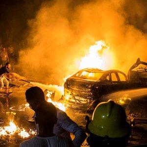 В Каире произошел взрыв: погибли 19 человек - фоторепортаж