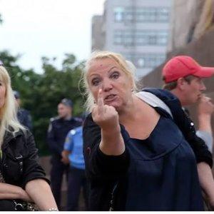Суд оправдал сторонницу антимайдана в Харькове: видео