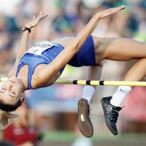 Украинка Левченко завоевала золото в прыжках в высоту в Европе