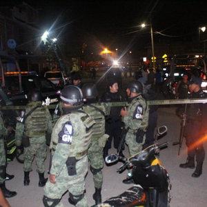 В Мексике неизвестные расстреляли восемь человек
