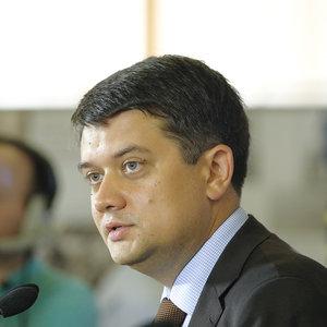 Разумков вважає недостатньою для депутата зарплату в 50 000 грн