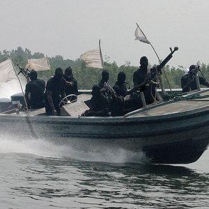 В Центральной Африке похищены восемь украинских моряков - СМИ