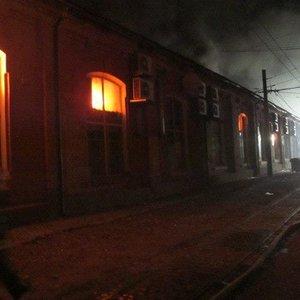 Пожар в одесском отеле: в деле появилась новая фигурантка