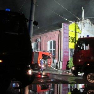 Пожар в Одессе. ГБР открыло дело против сотрудников ГСЧС