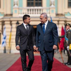 Иврит в вузах, патенты и спорт: что подписала Украина с Израилем