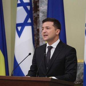 Зеленський закликав Ізраїль визнати Голодомор геноцидом