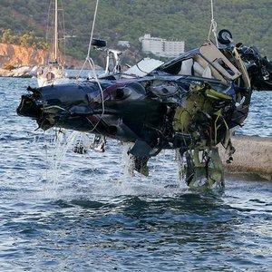 В Греции разбился вертолет с россиянами: есть жертвы - фото