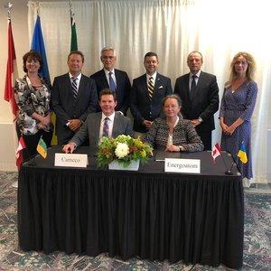 Ядерная энергетика: Энергоатом и Cameco подписали меморандум